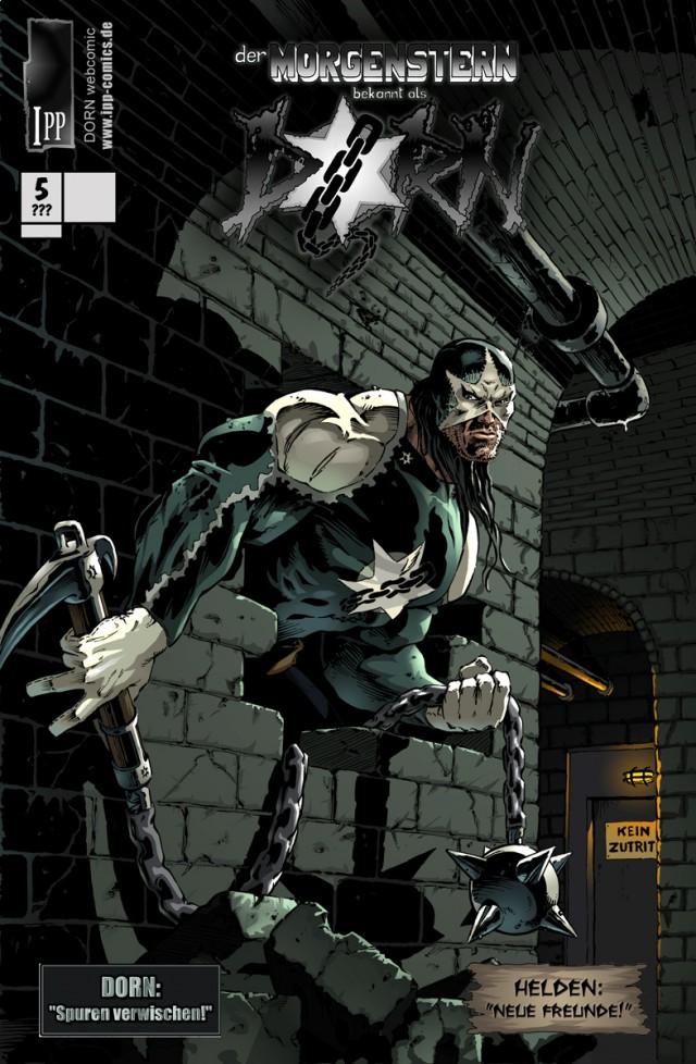 Dorn Ausgabe 5 Cover