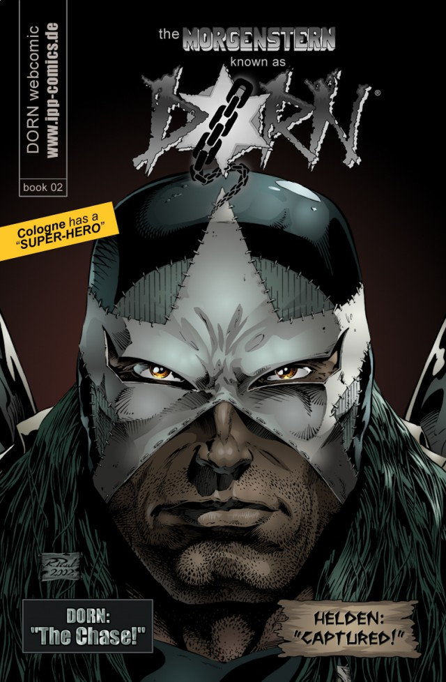 Dorn Issue 4 Cover