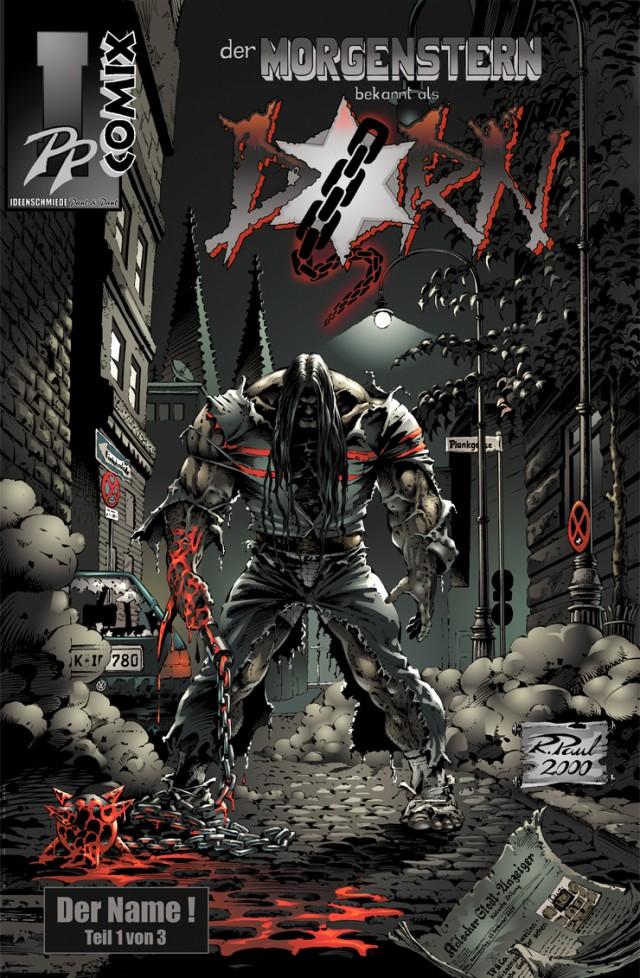 Dorn Ausgabe 1 Cover