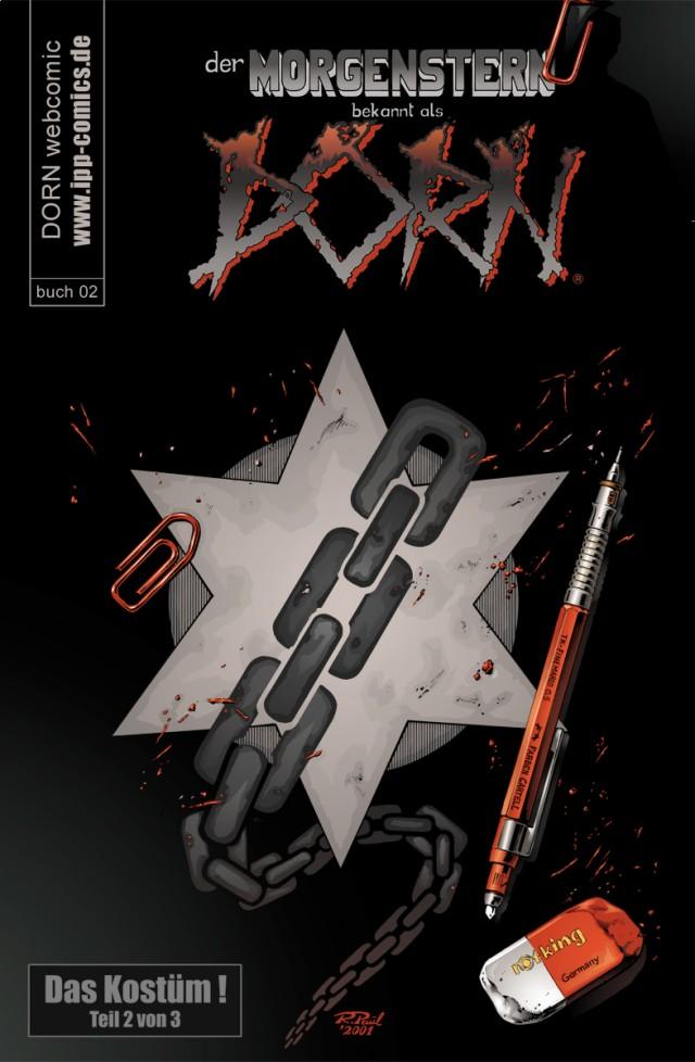Dorn Ausgabe 2 Cover