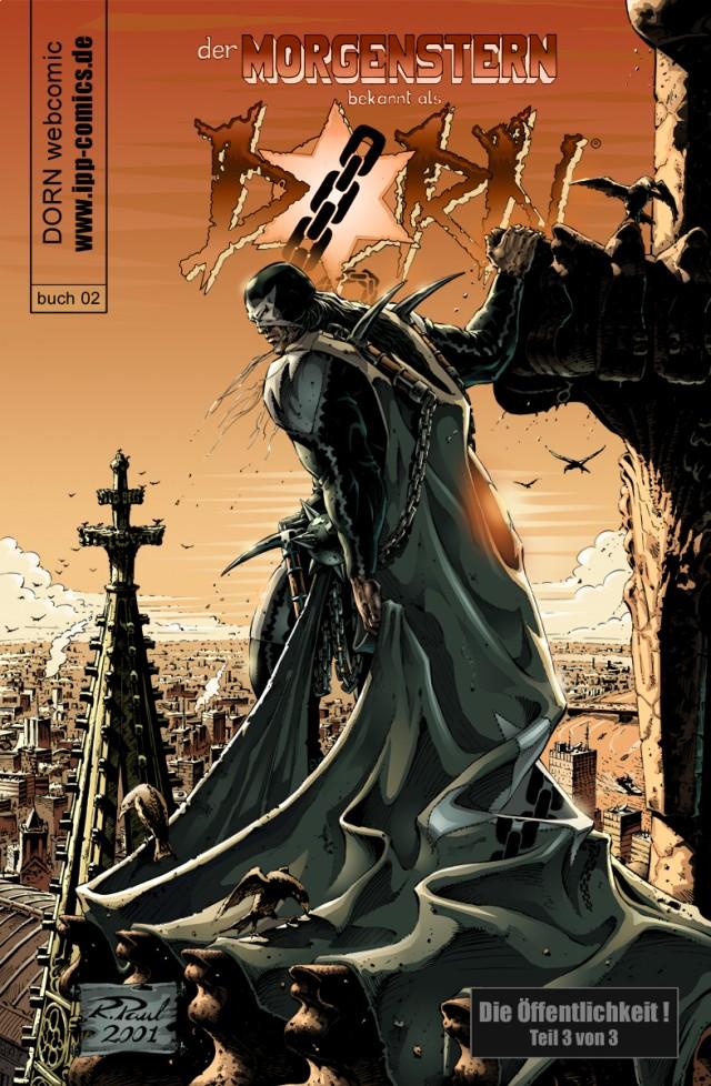 Dorn Ausgabe 3 Cover