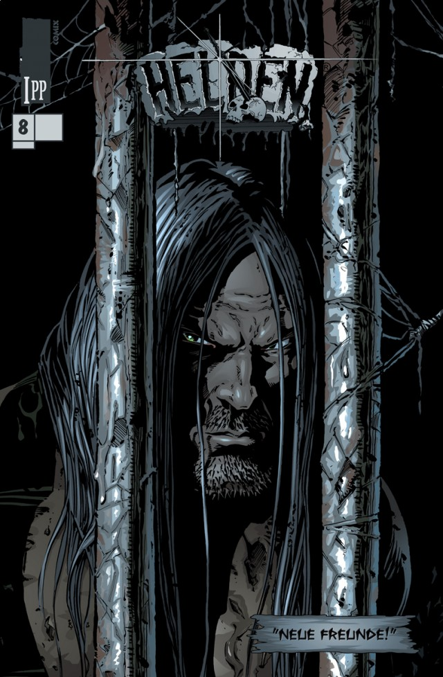 Helden Ausgabe 8 Cover