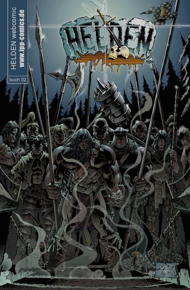 Helden Ausgabe 3 Cover