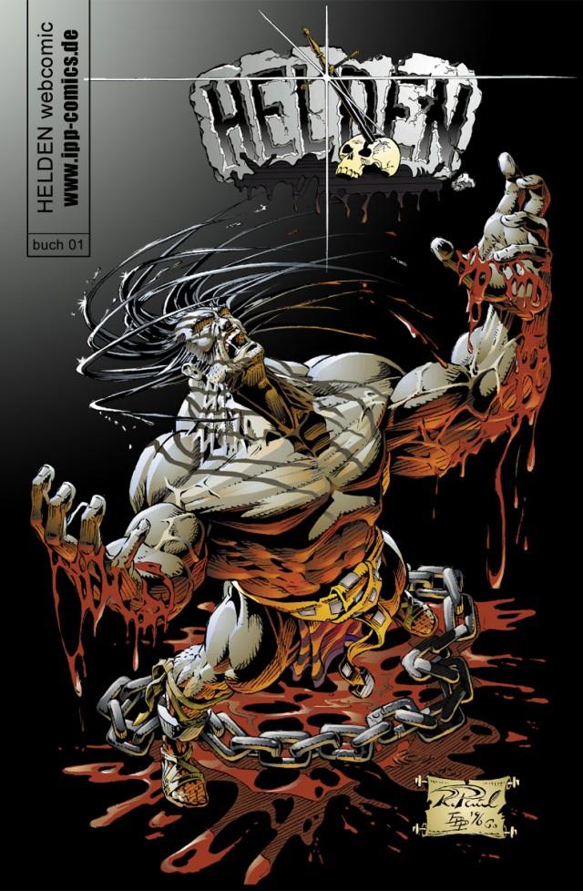 Helden Ausgabe 1 Cover