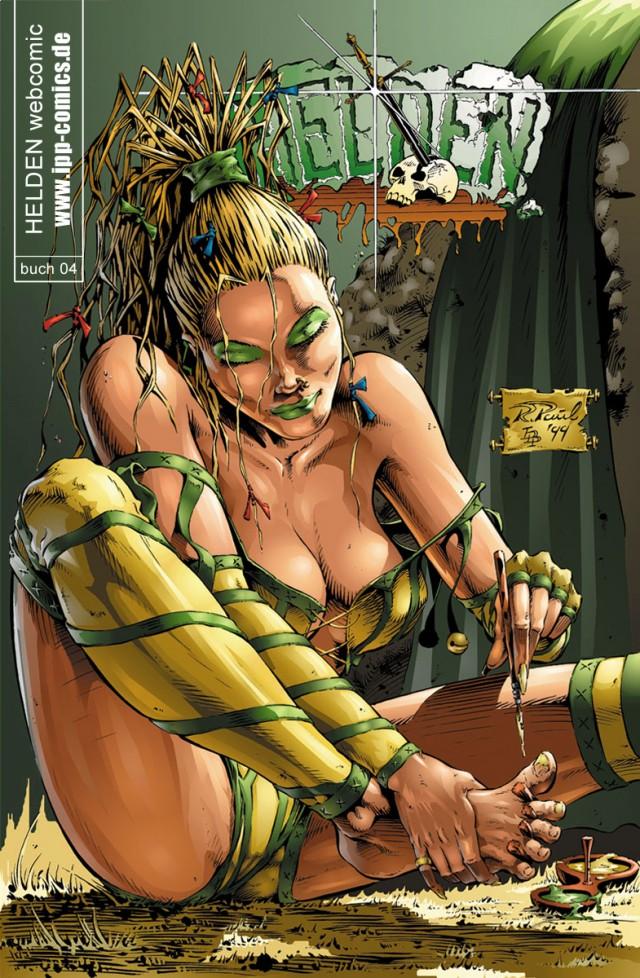 Helden Ausgabe 5 Cover