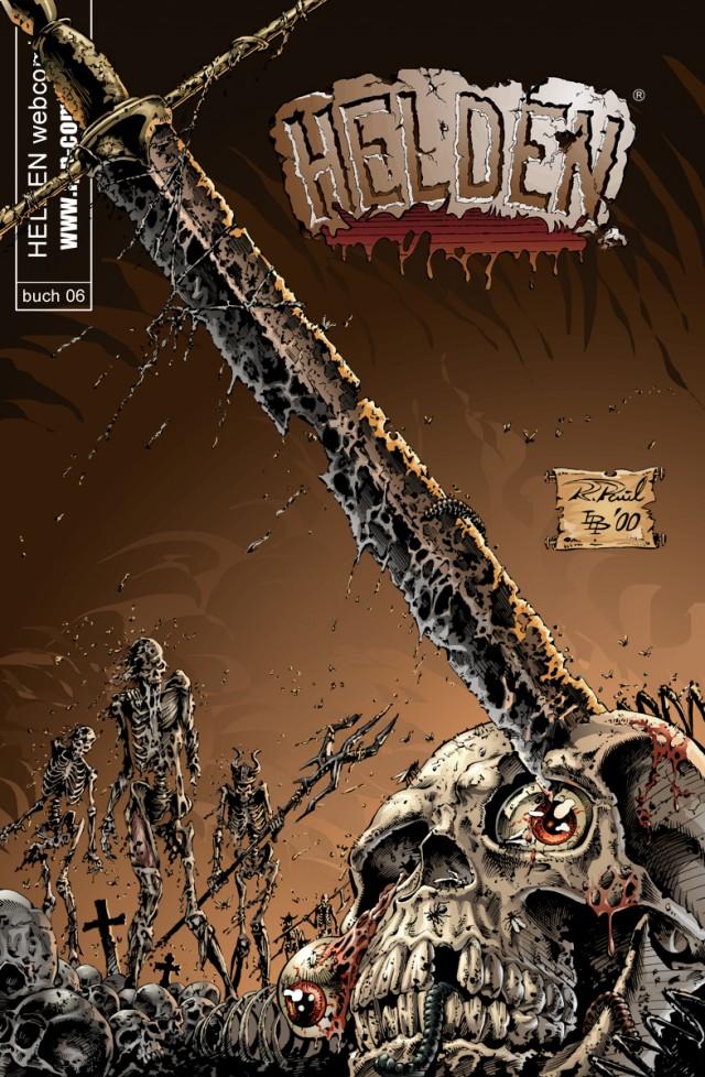 Helden Ausgabe 6 Cover