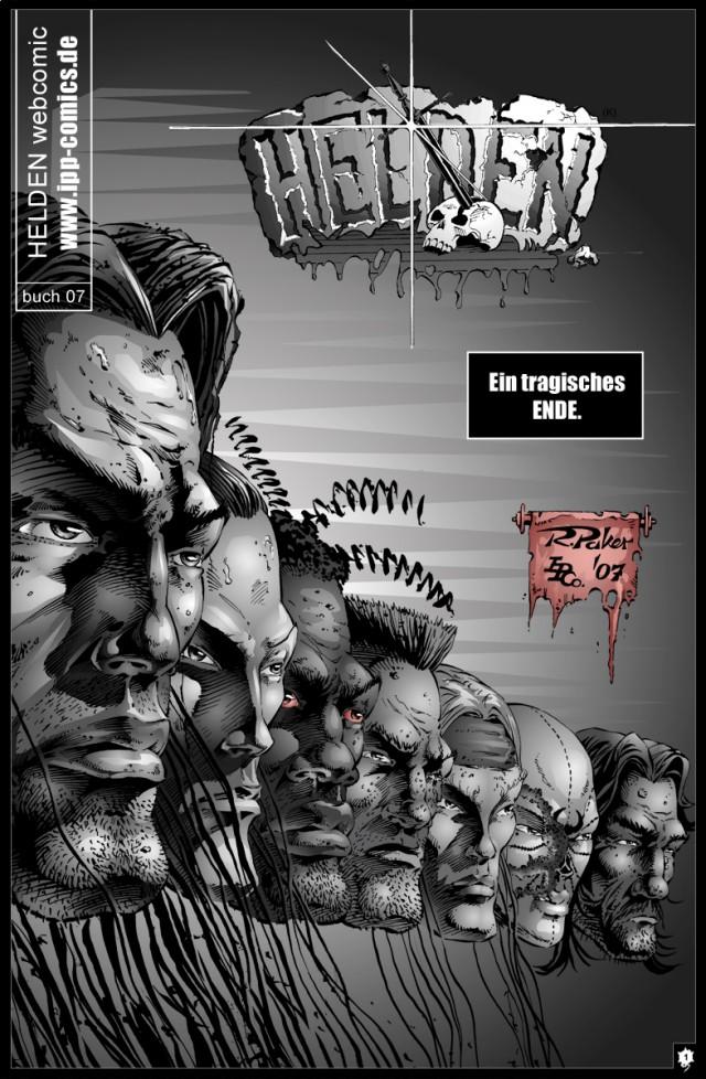 Helden Ausgabe 7 Cover