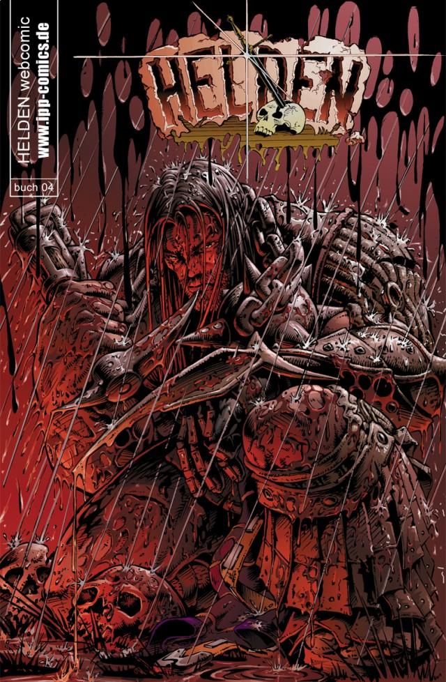 Helden Ausgabe 4 Cover