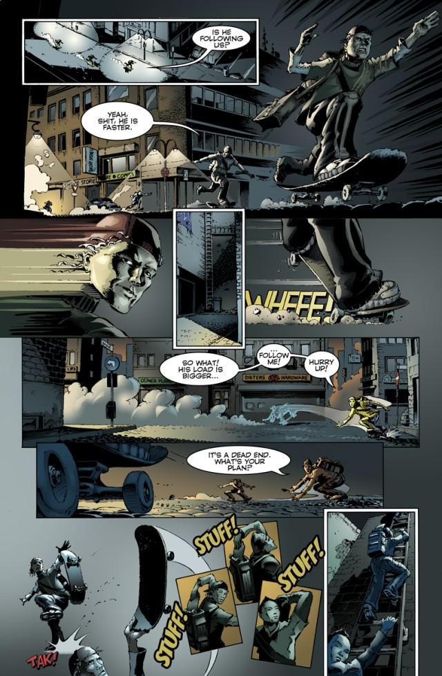 Dorn Issue 4 Page 4