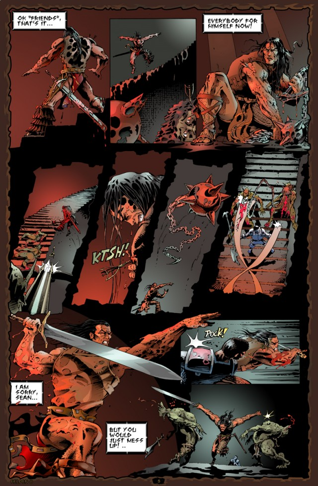 Dorn Issue 4 Page 17