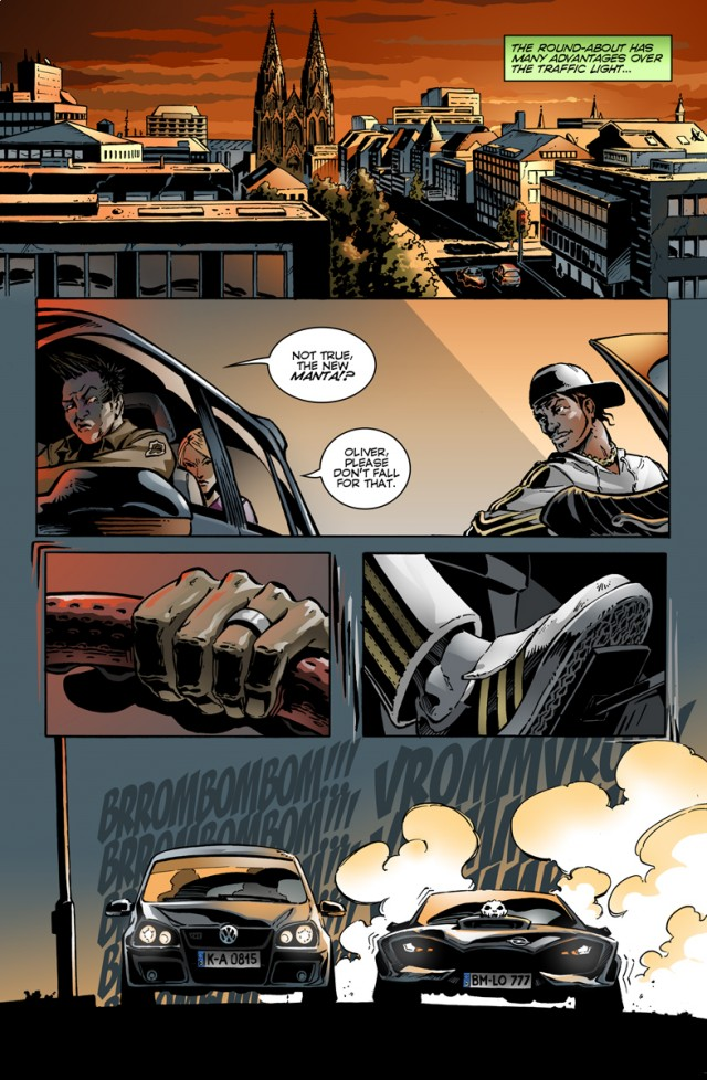 Dorn Issue 5 Page 1