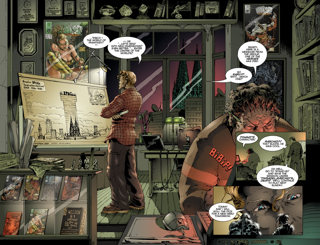 Dorn Issue 1 Page 2