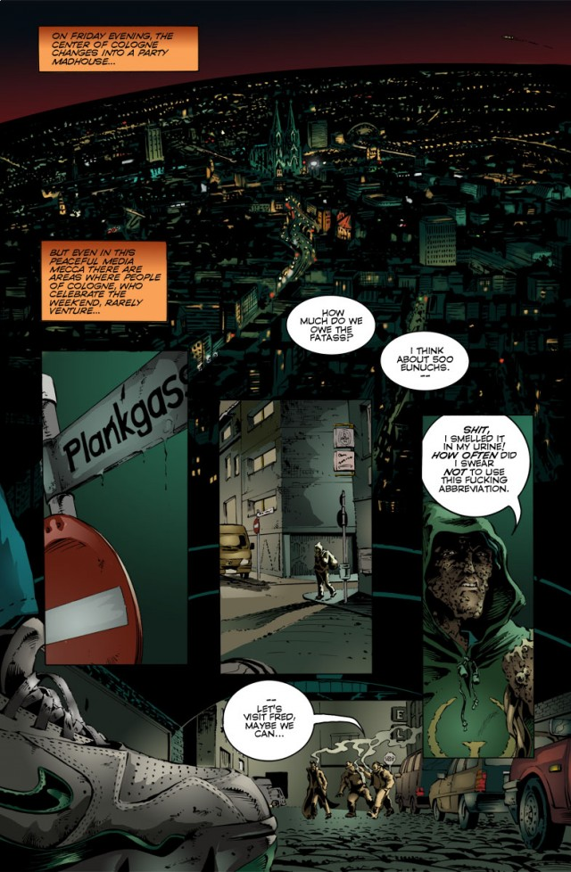 Dorn Issue 1 Page 15