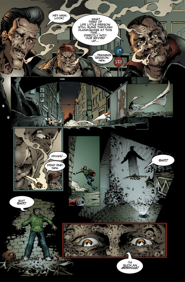 Dorn Issue 1 Page 16