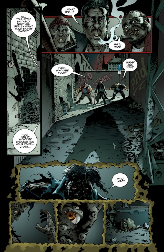 Dorn Issue 1 Page 19
