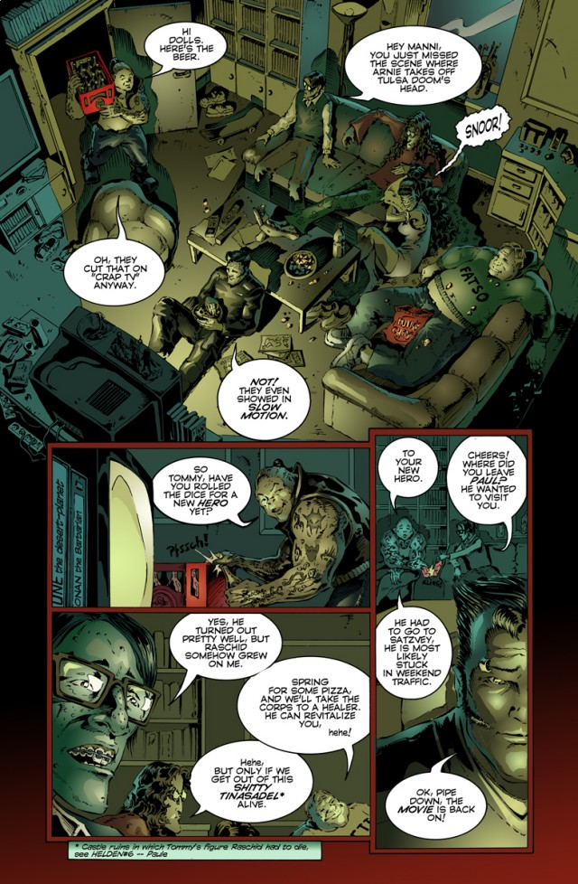 Dorn Issue 2 Page 5
