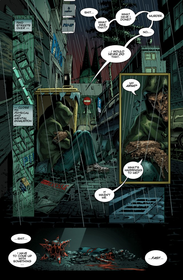 Dorn Issue 2 Page 7