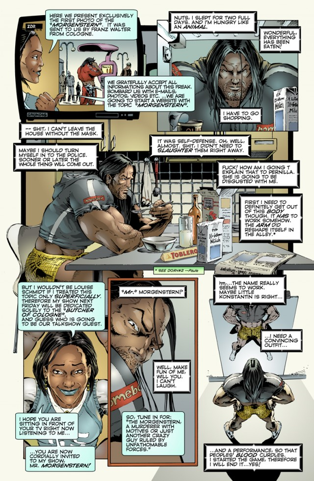 Dorn Issue 3 Page 9