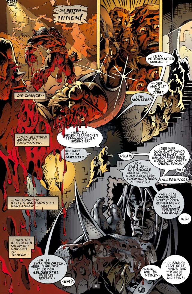 Helden Ausgabe 1 Seite 3