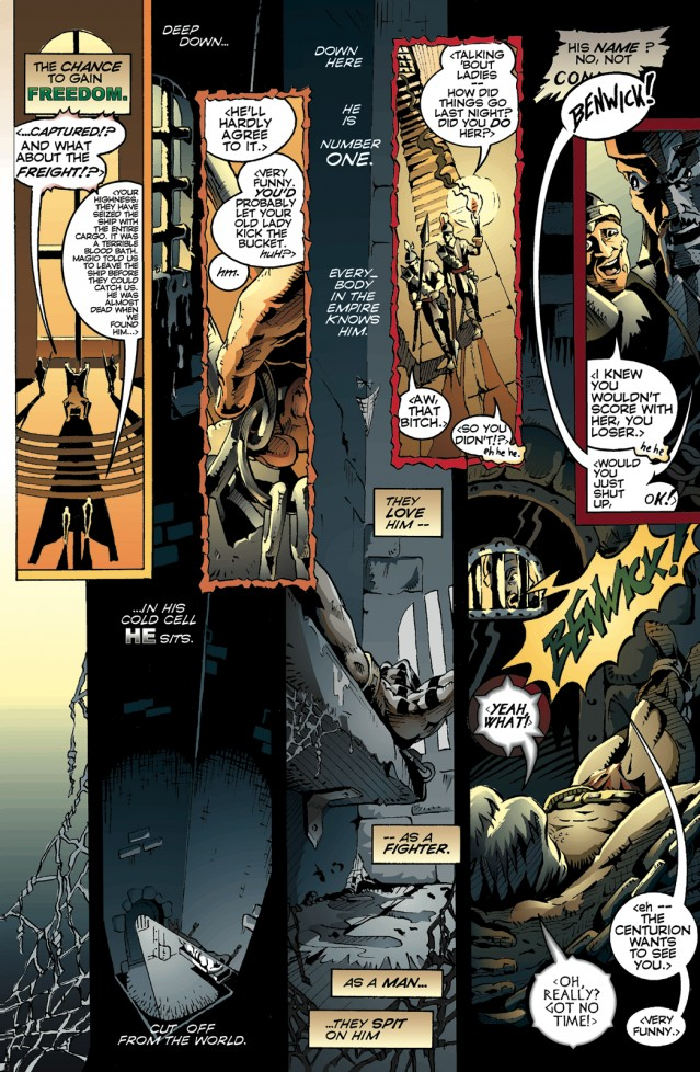 Helden Issue 1 Page 4