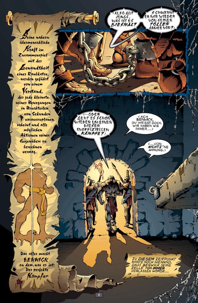 Helden Ausgabe 1 Seite 5