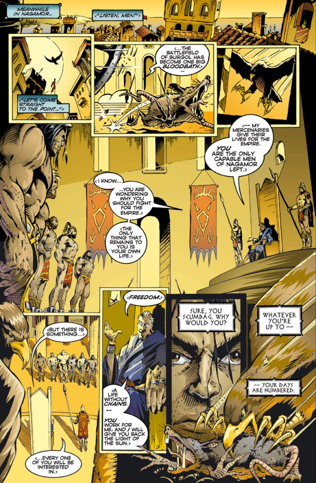 Helden Issue 1 Page 8