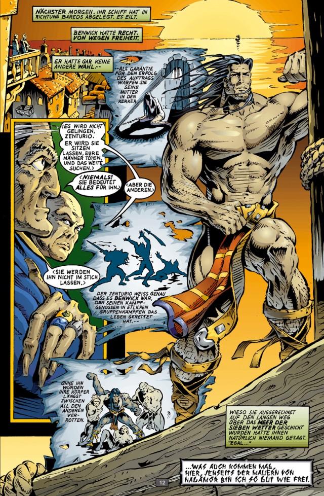 Helden Ausgabe 1 Seite 9