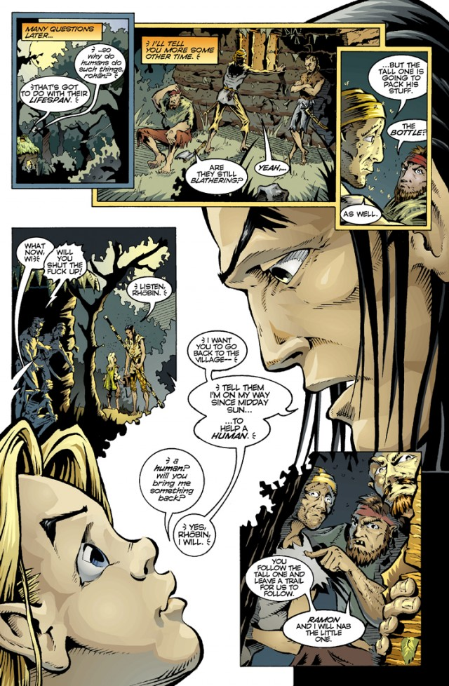 Helden Issue 1 Page 12