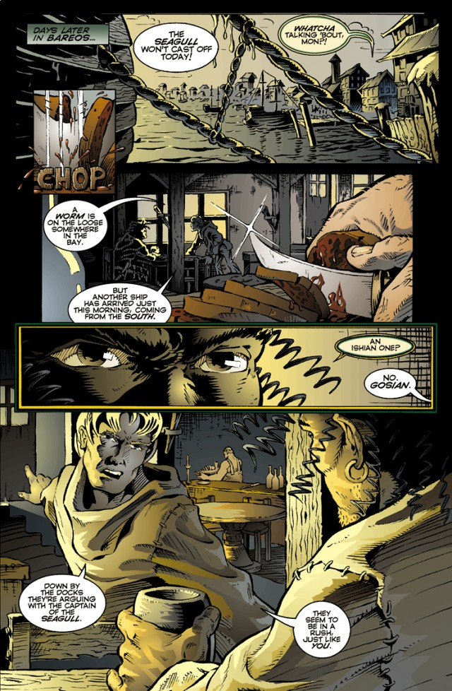 Helden Issue 1 Page 15