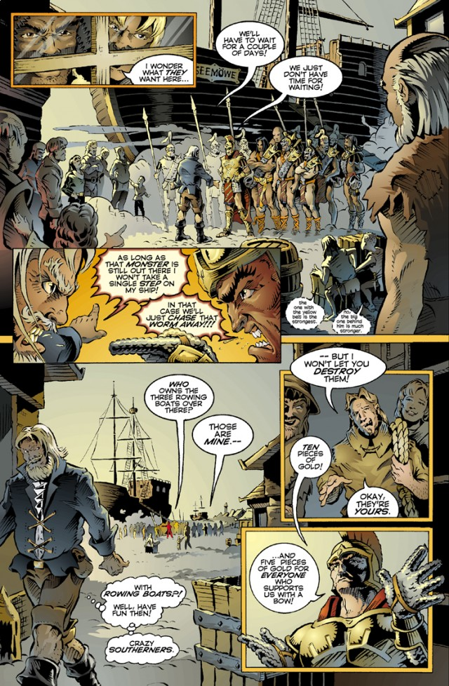 Helden Issue 1 Page 16