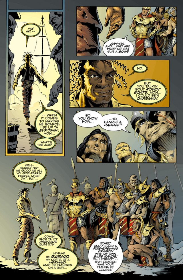 Helden Issue 1 Page 17