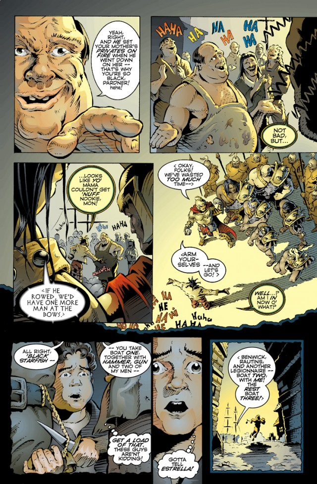Helden Issue 1 Page 18