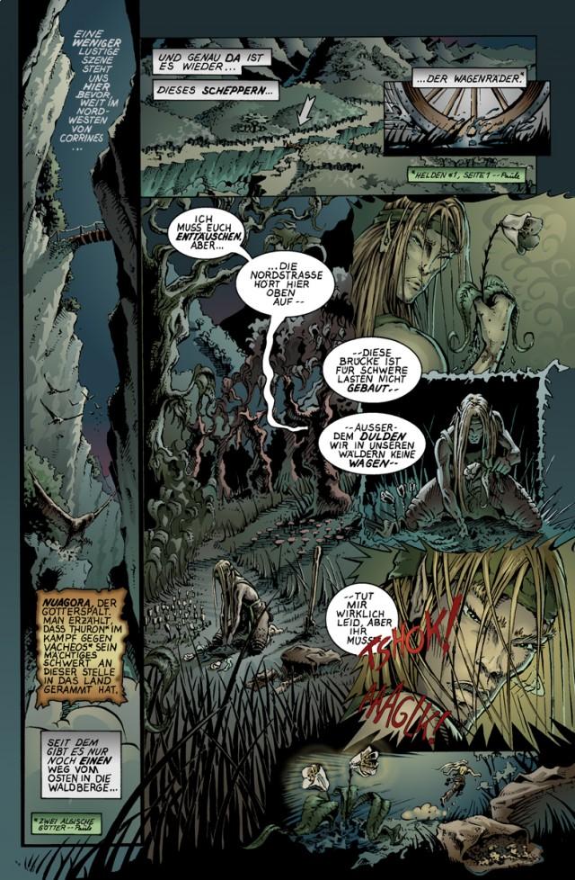 Helden Ausgabe 3 Seite 6
