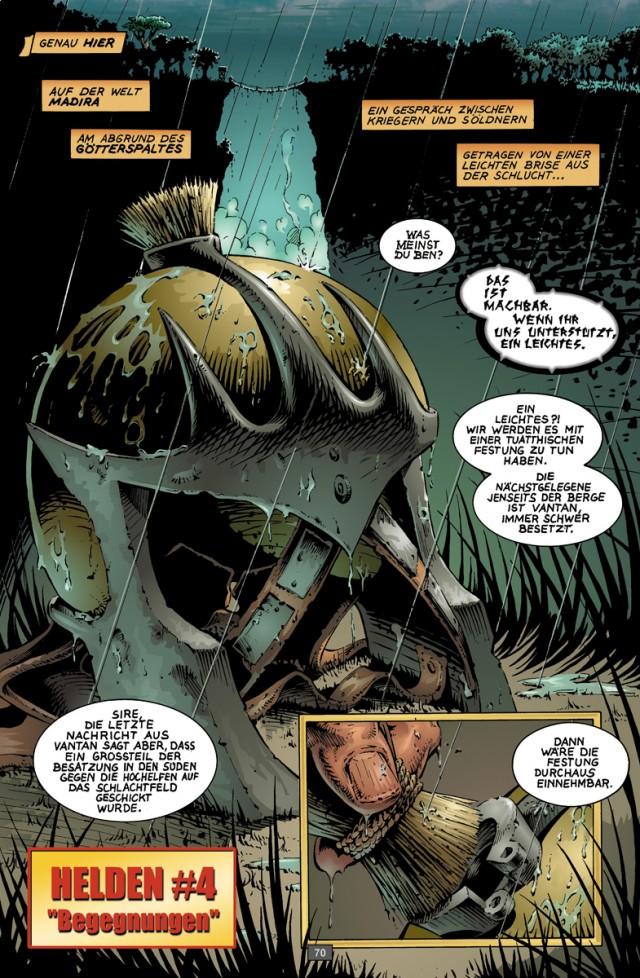 Helden Ausgabe 4 Seite 1