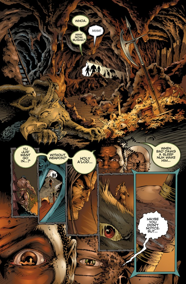 Helden Issue 5 Page 12