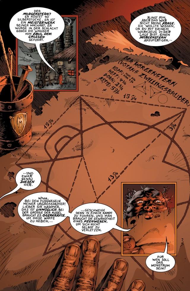 Helden Ausgabe 6 Seite 1