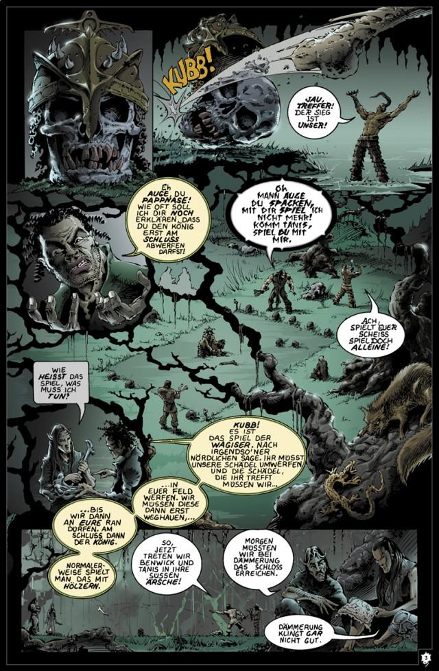 Helden Ausgabe 7 Seite 1