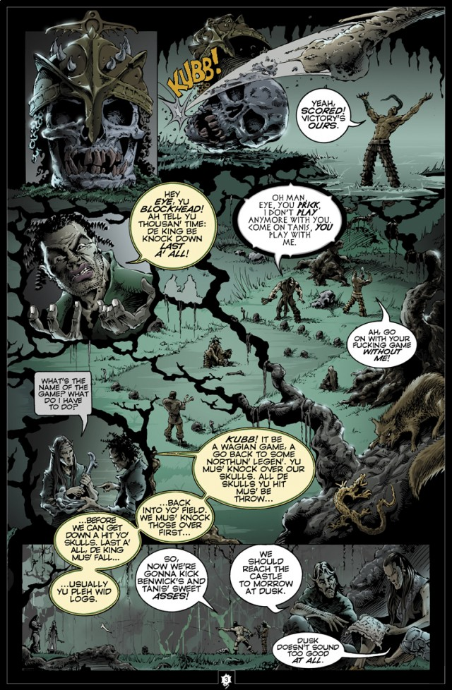 Helden Issue 7 Page 1